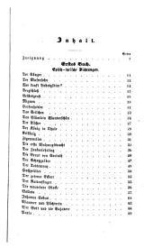 Goethe's Gedichte: Auswahl für Schule und Haus, Band 1