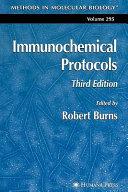Immunochemical Protocols PDF