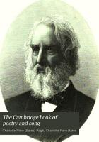 The Cambridge Book of Poetry and Song PDF