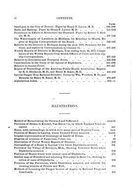 Annual report of the Commissioner of the Michigan Department of Health for the fiscal year ending     1877 PDF