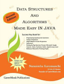 Data Structures and Algorithms Made Easy in Java PDF