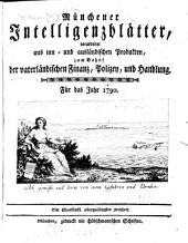 Münchner Intelligenzblatt: 1790