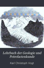 Lehrbuch der Geologie und Petrefactenkunde: Zum Gebrauche bei Vorlesungen und zum Selbstunterrichte, Band 2