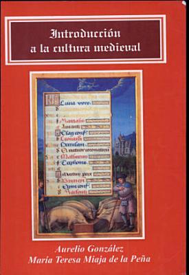 Introducci  n a la cultura medieval PDF