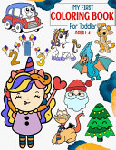 My First Coloring Book for Toddler Ages 1 4 PDF