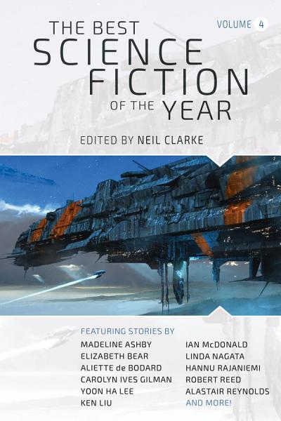 Download The Best Science Fiction of the Year Book