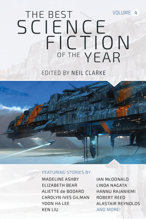 The Best Science Fiction of the Year PDF