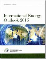 International Energy Outlook 2016, with Projections To 2040