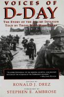 Voices of D Day PDF