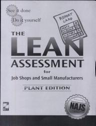 The Lean Assessment For Job Shops And Small Manufacturers Book PDF