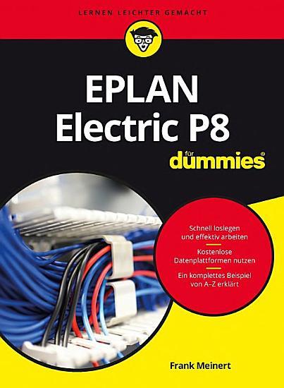 EPLAN Electric P8 f  r Dummies PDF