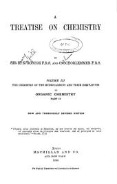 A Treatise on Chemistry: Volume 3, Part 2