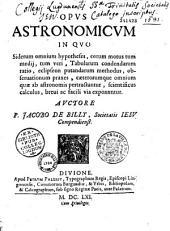 Opus astronomicum