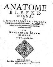 Anatome Blefkeniana