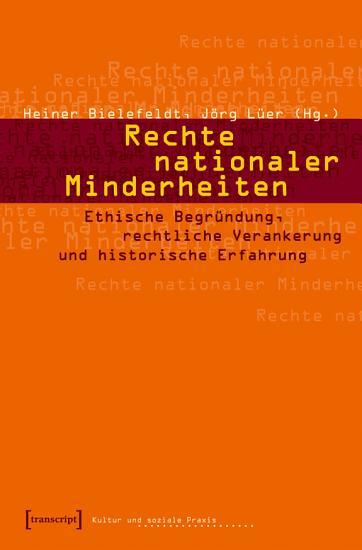 Rechte nationaler Minderheiten PDF