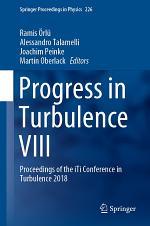 Progress in Turbulence VIII