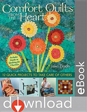 Comfort Quilts From The Heart PDF