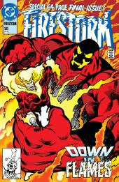 Firestorm: The Nuclear Man (1987-) #100