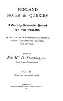 Fenland Notes   Queries PDF