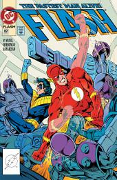 The Flash (1987-) #82