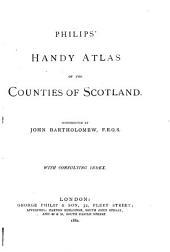 Philips' Handy Atlas of the Counties of Scotland