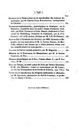 Journal de physiologie expérimentale et pathologique: Volume7