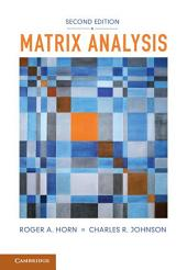 Matrix Analysis: Edition 2