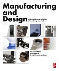 Manufacturing And Design Book PDF