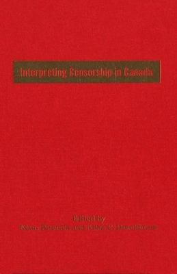 Interpreting Censorship in Canada PDF