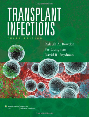 Transplant Infections PDF