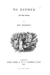 The Works of Miss Thackeray: Volume 4