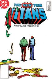 The New Teen Titans (1980-) #39