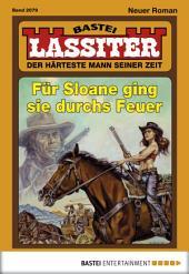 Lassiter - Folge 2079: Für Sloane ging sie durchs Feuer