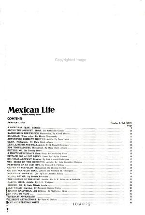 Mexican Life PDF