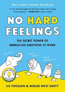 No Hard Feelings Book