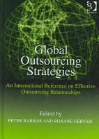 Global Outsourcing Strategies PDF