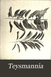 Teysmannia: magazyn van horticultuur en landbouw der tropen