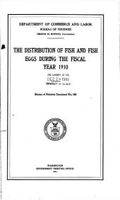 The distribution of fish and fish eggs during ...: Issue 740
