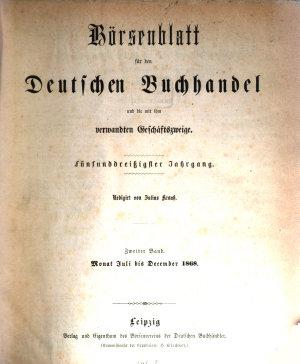 B  rsenblatt f  r den deutschen Buchhandel Leipzig PDF