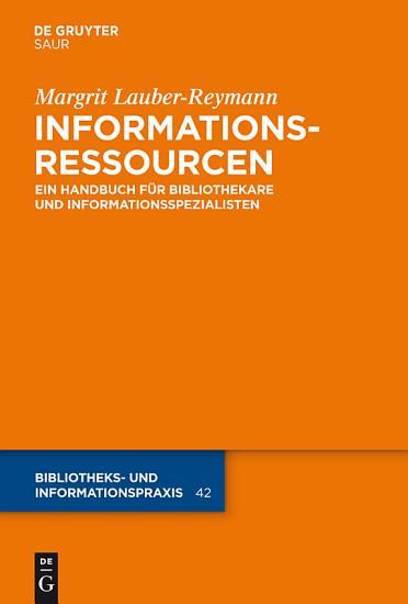 Informationsressourcen PDF