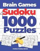 Brain Games Sudoku 1000 Puzzles