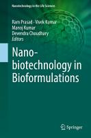 Nanobiotechnology in Bioformulations PDF