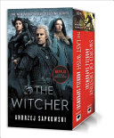 The Witcher Stories Boxed Set  The Last Wish  Sword of Destiny Book