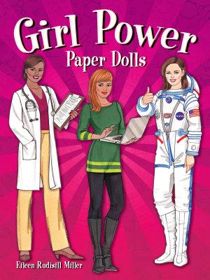 Girl Power Paper Dolls
