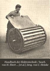 Handbuch der Elektrotechnik: Band 2,Teile 4-6