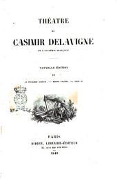 Théatre de Casimir Delavigne: La princesse Aurélie