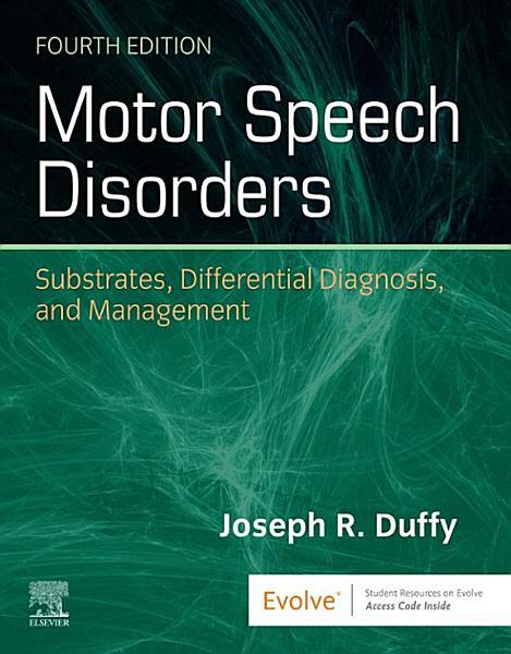 Motor Speech Disorders E-Book