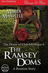 The Ramsey Doms [The Doms of Club Mystique 6]