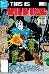 Wild Dog (1987-1987) #3