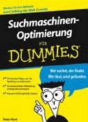 Suchmaschinenoptimierung f  r Dummies PDF